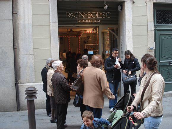 Rocambolesc, Jordi Roca bajo cero