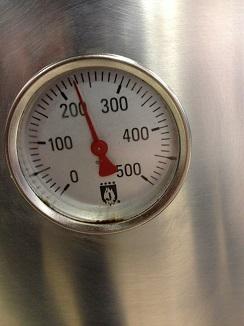 Termostato del horno Josper a 220 ºC