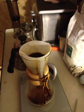 La chemex, que entusiasma a los nuevos especialistas y diletantes del café